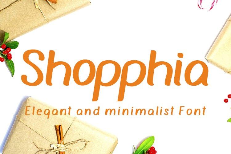 Shopphia example image 1