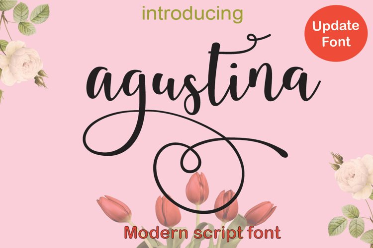 agustina UPDATE example image 1