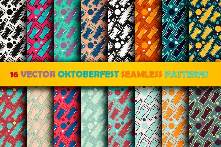 Oktoberfest Patterns example image 1