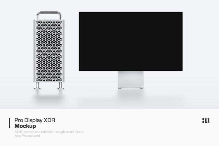 Pro Display XDR Mockup example image 1