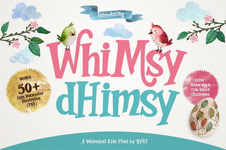 Whimsy Dhimsy example image 1
