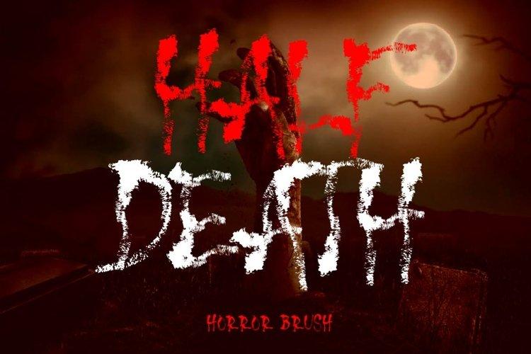 HALF DEATH example image 1