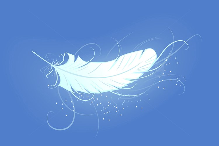 Angel Feather example image 1