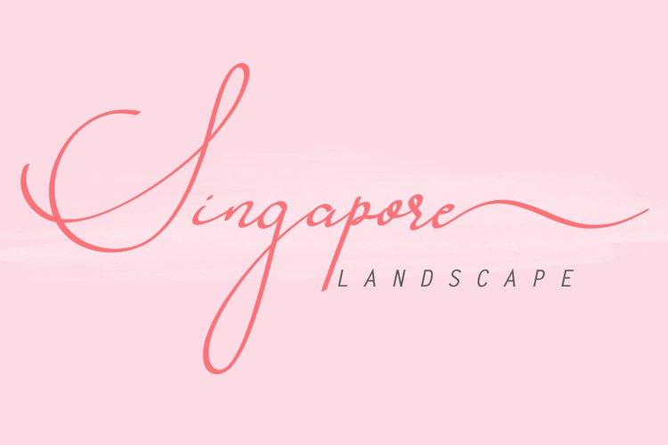 Singapore Landscape example image 1