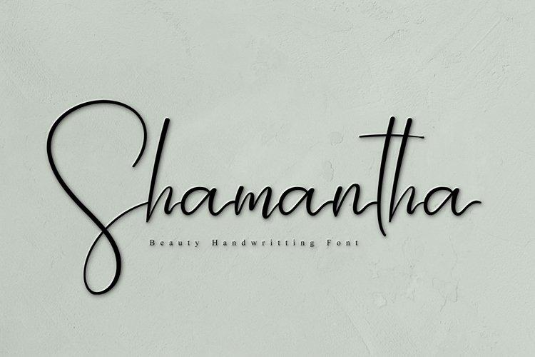 shamantha
