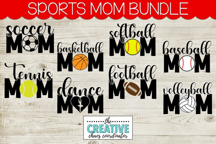 Sports Mom Bundle