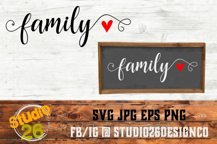 Family - SVG PNG EPS