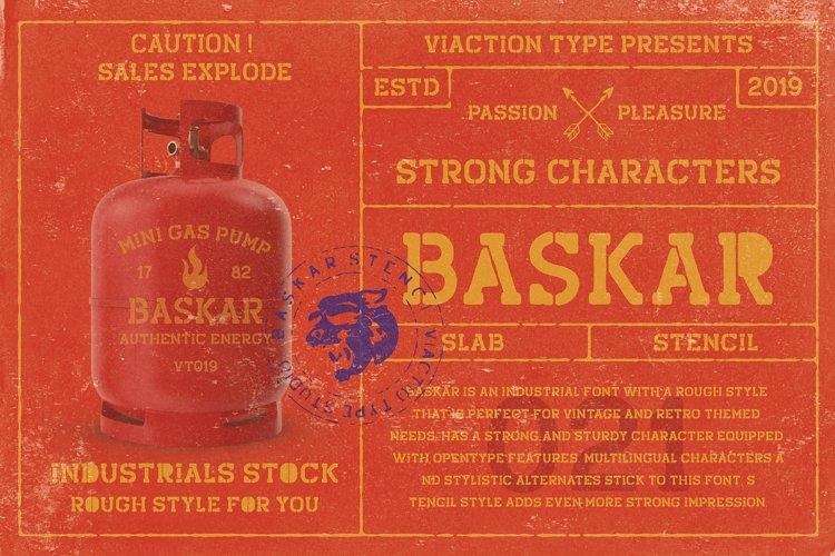 Baskar Stc
