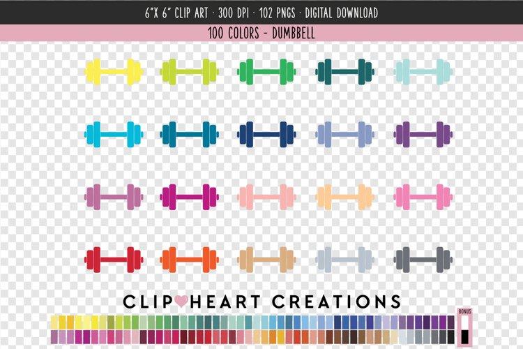 Dumbbell Clip Art - 100 Clip Art Graphics