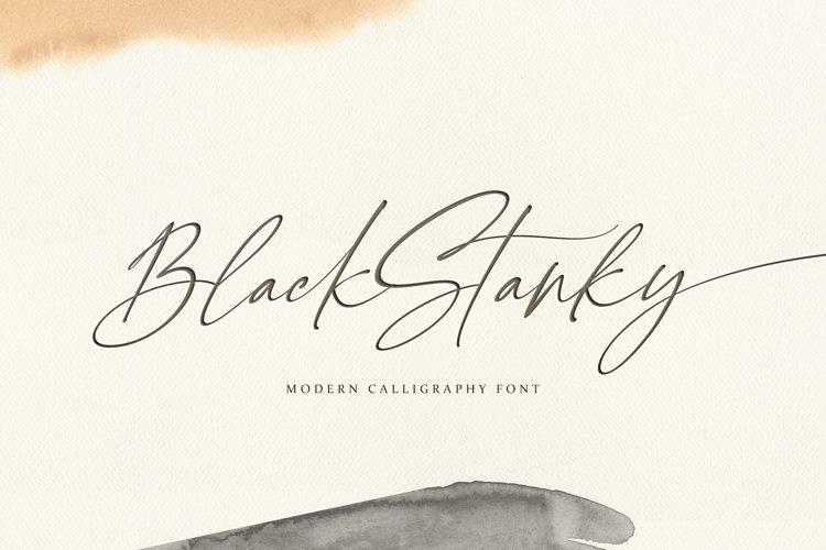 Black Stanky