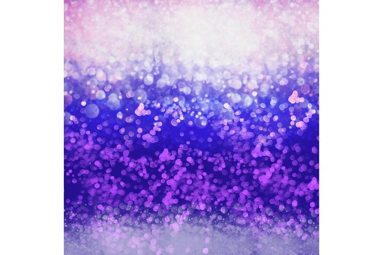 White Blue Purple Sparkle Background