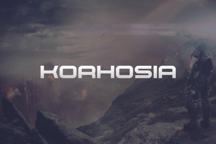 Korhosia example image 1