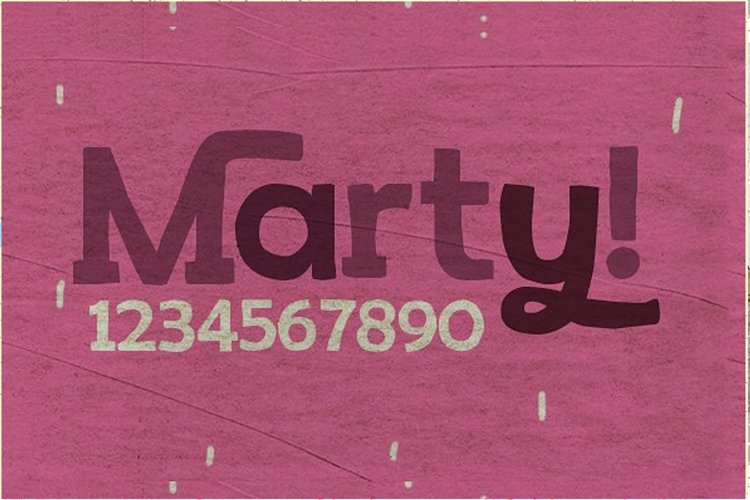 Marty example image 1