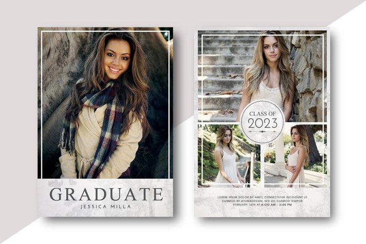 Graduation Announcement Card