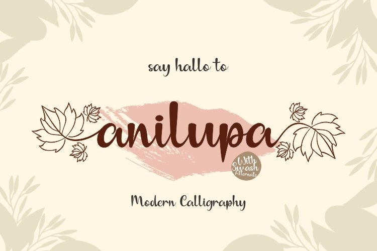 anilupa example image 1