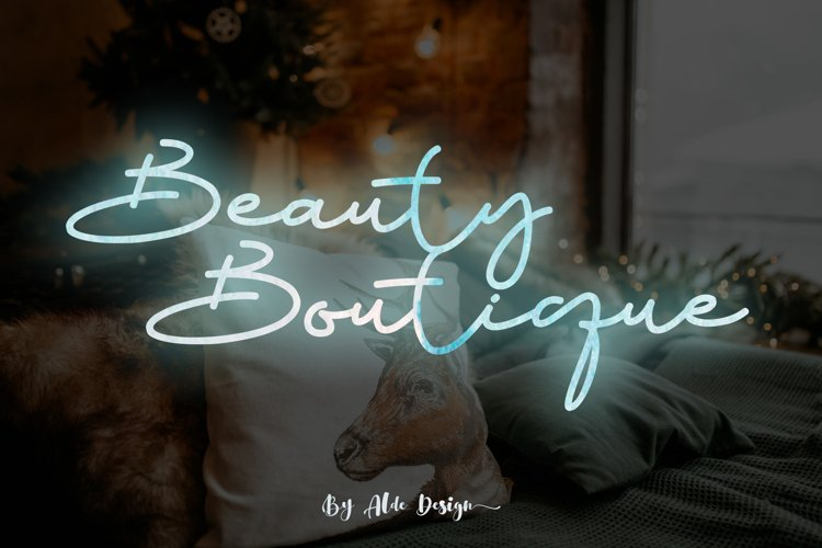 Beauty Boutique example image 1