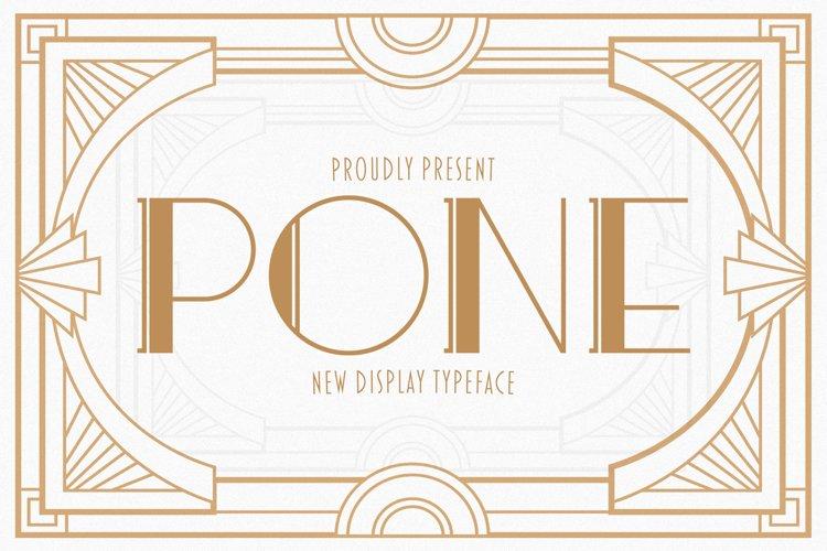 Pone example image 1