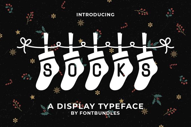 Socks example image 1