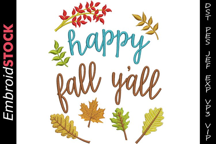 Happy Fall yall example image 1
