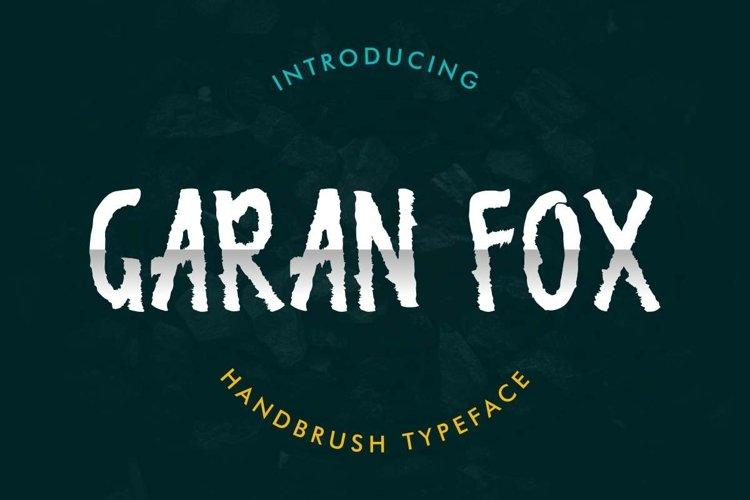 Garan Fox example image 1