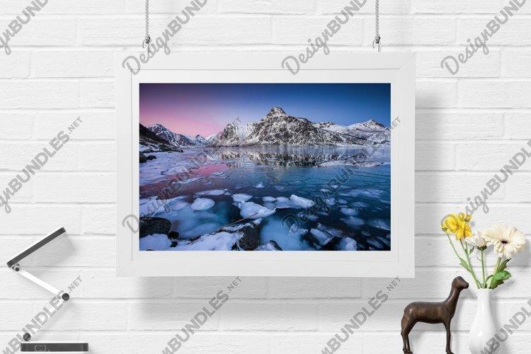 Lofoten Islands - Wall Art - Digital Print example image 1