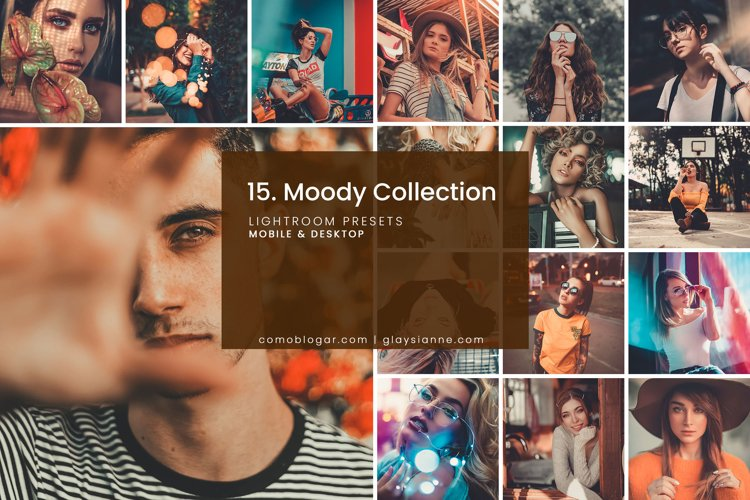 15. Moody Collection - LRMC1 example image 1