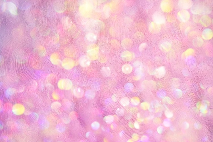 colorful glittering shine bulbs lights background example image 1