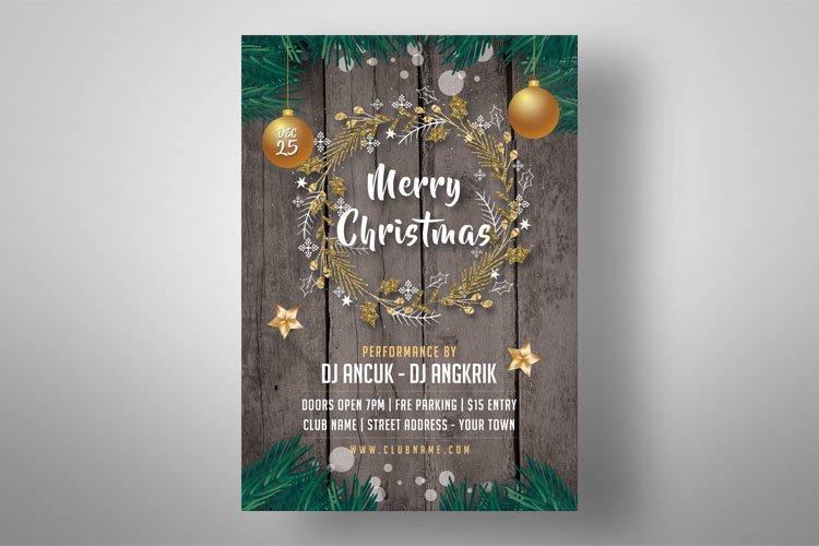 Christmas Flyer example image 1