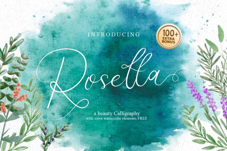 Rosetta example image 1
