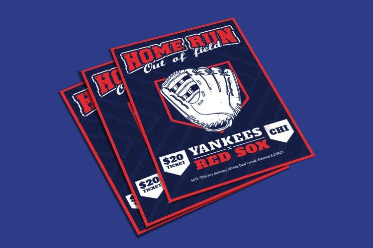 baseball Flyer example image 1