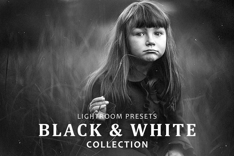 Black & White Collection Lightroom Presets
