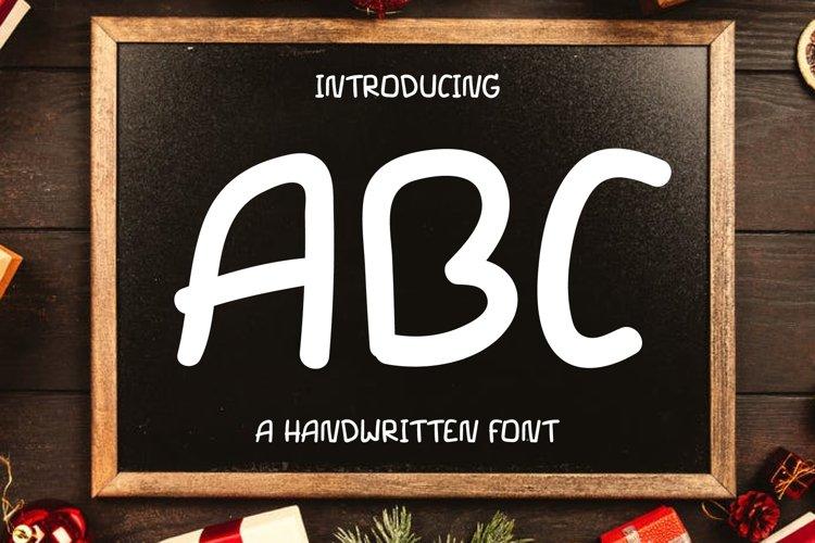 ABC example image 1