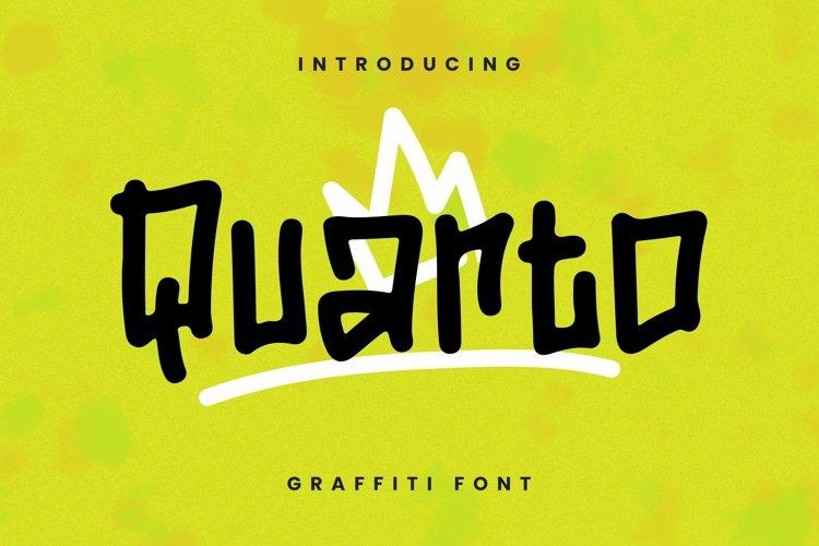 Web Font Quarto Font example image 1