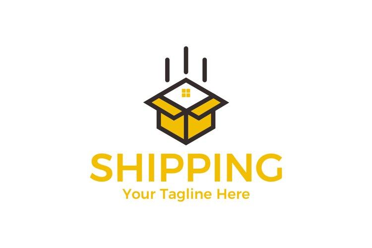 Shipping logo example image 1