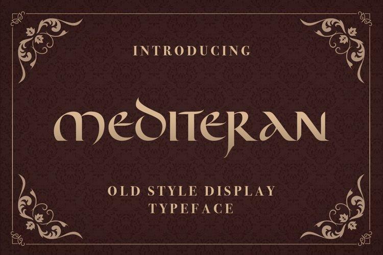Mediteran example