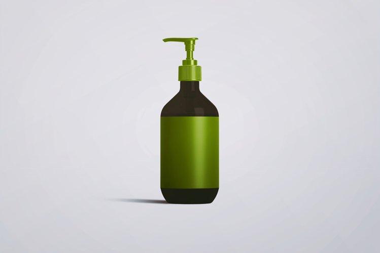 Cosmetic Bottle Mock-up example image 1