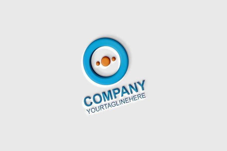 Social Circle Logo example image 1