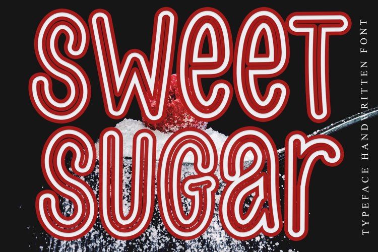 Sweet sugar example image 1