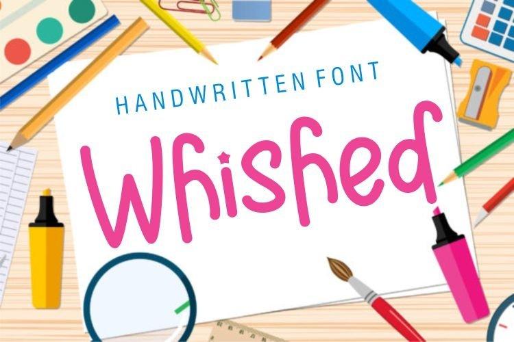 Whished example image 1