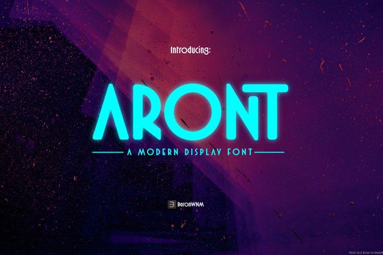 Aront