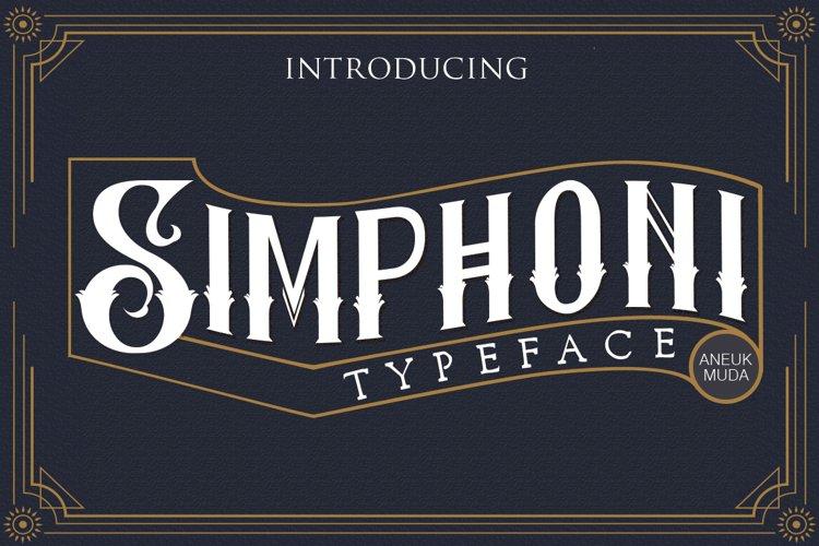 simphoni example image 1