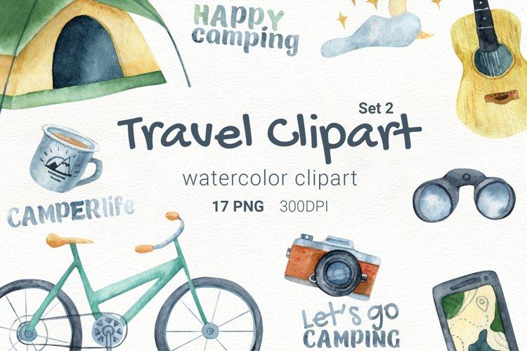 Camping sublimation, watercolor camping, watercolor bike png