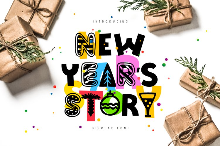 New Year's Story example image 1