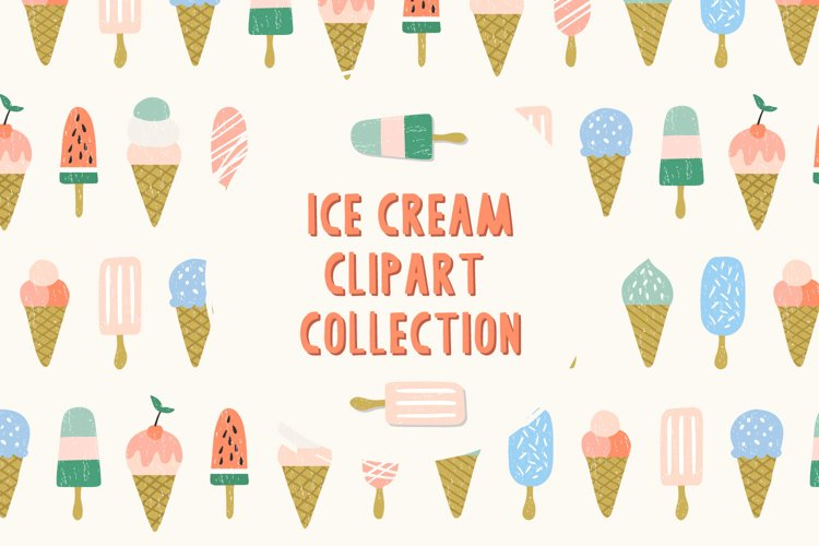 Ice Cream Clipart Eps Png