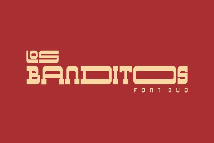 Los Banditos example image 1