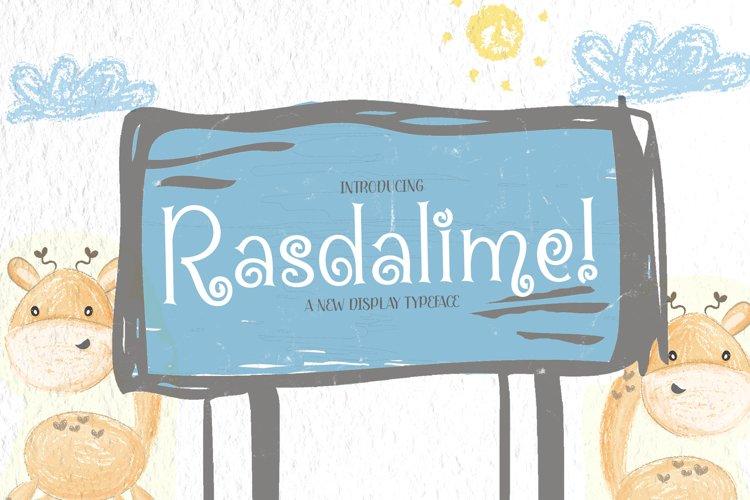Rasdalime example image 1