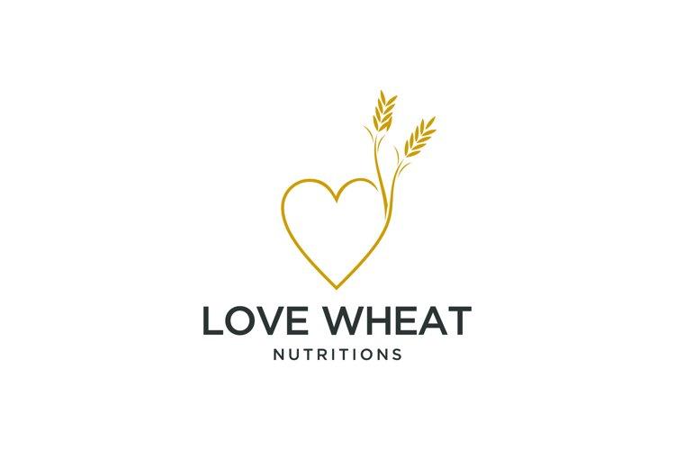 love wheat example image 1
