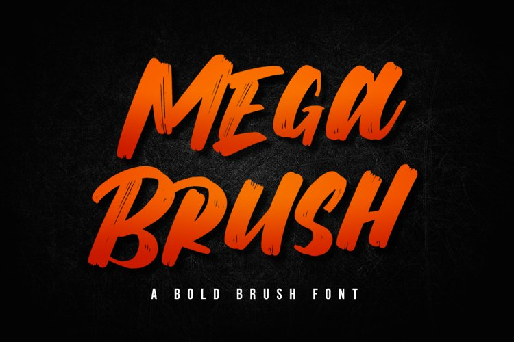Mega Brush example image 1