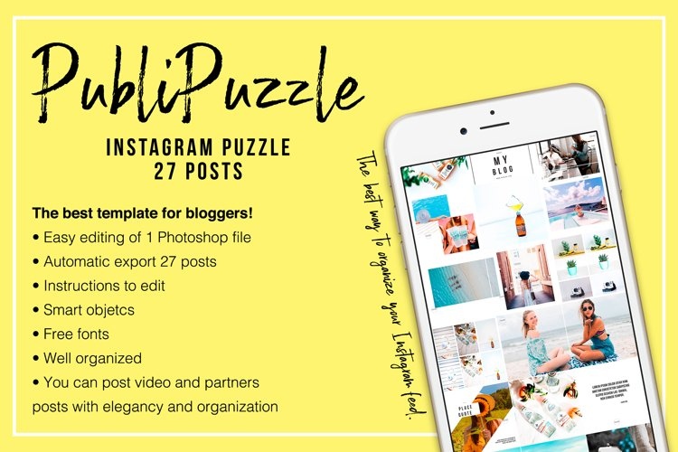 PubliPuzzle Instagram