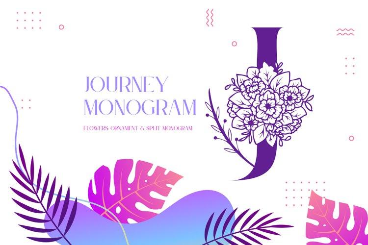 Journey Monogram
